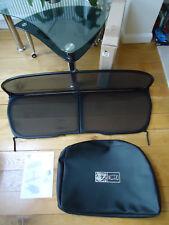 Peugeot 308 CC Wind Deflector + Bag  GENUINE ORIGINAL PEUGEOT  NEW IN BOX