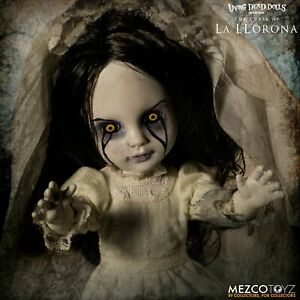 "Living Dead Dolls  LaLlorona 10""  With Sound .Boxes Not Perfect."