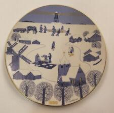 Arabia Finland 1980 Christmas Plate, NIB