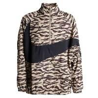 Nike Herren Woven Swoosh Jacket Khaki Shell Jacke Windbreaker AO0862-235 Neu L