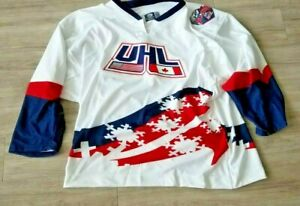 2005 United Hockey League All Star Jersey-Authentic-SUPER RARE! #1 Size 56, NEW