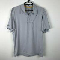 5.11 Tactical Shirt Size M Gray Polo Pocket Short Sleeve Polyester Spandex Mens
