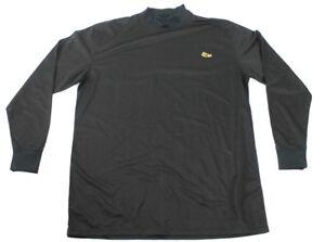 Mothwing Long Sleeve Mesh Large Black T-Shirt Black Hunting