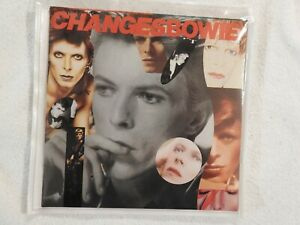 "David Bowie ""Changesbowie"" BRAND NEW ADVANCE PROMO CD! RARE! NEVER PLAYED!"