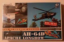 Hi Grade, Commemorative Flying Tiger AH-64D Apache Longbow 1/48 HF48004 Limited