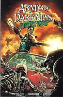ARMY OF DARKNESS FURIOUS ROAD TRADE PAPERBACK (NM) DYNAMITE COMICS