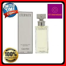 Eternity by Calvin Klein Women 3.4oz Eau De Parfum Spray Brand New Sealed Box