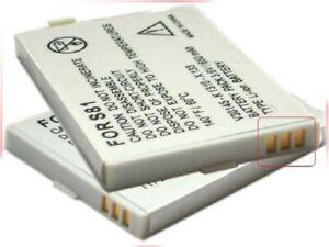 Akku für Handy BenQ-Siemens E81 S81 batterie accu battery handyakku EBA-157