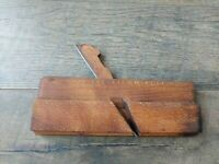 Antique Moulding Wood Plane Dwight S French & Co Blade Woodworking Hand Tools