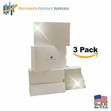 """Three Pack Money Saver, Postage Meter Tapes, 6"""" x 1 3/4"""" use Dm300, 1500 Count"""