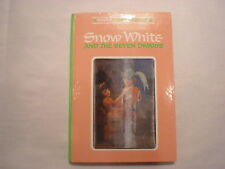 Snow White and the Seven Dwarfs, Puppet Book, Izawa & Hijikata, Shiba, 1968