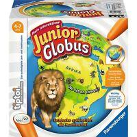 Ravensburger tiptoi Mein Interaktiver Junior Globus Lernspiel Lernsystem Quiz