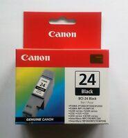 Original Canon BCI-24 BK schwarz black unbenutzt versiegelt neu - OVP