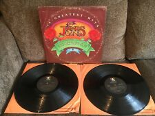 THE JAMES GANG 16 Greatest Hits 1973 ABC LP ABCX-81 VG+/EXC- Joe Walsh