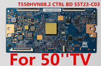 Original T-con Board T550HVN08.2 CTRL BD 55T23-C03 For TV 50''