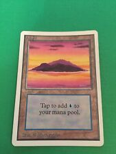 Island Unlimited Edition MTG Magic the Gathering Vintage Card Game Cards