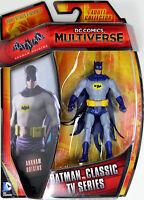"DC Multiverse ~ 3 3/4"" BATMAN 1966 ACTION FIGURE ~ Arkham Origins ~ IN STOCK"