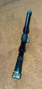 Crossman 4 x15 rifle scope