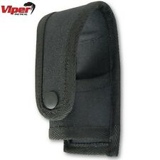 VIPER MAG LIGHT HOLDER CLOSED TORCH HOLDER HOLSTER SECURITY BELT POLICE ARMY