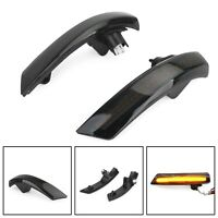 Dynamic Wing Mirror LED Indicator Turn Signal Light For FordFocus MK2 3 Mondeo F