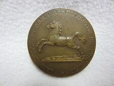 MEDAILLE - HERZOGTUM BRAUNSCHWEIG - PFERD - Hervorragende Leistung - um 1920