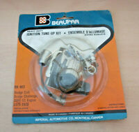 BK463 NOS Beaupar Heavy Duty Ignition Tune up Kit - 76-78 Dodge Colt 2.0L 4G52
