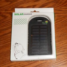 Solar Charger Eco Charger Asset Brand iPhones Android Phones GPS Cameras Multi-P