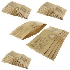 20 qualité supérieure Sac à poussière en papier pour Vax 5150 6100 6121