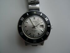 Vintage Seiko 2517-3300 diver watch from 1970. Super rare silver dial. Excellent