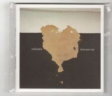 (IF452) Millimetre, Love Worn Out - 2005 sealed CD