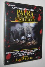 Lucio Fulci PAURA NELLA CITTà DEI MORTI VIVENTI - 1980 - dvd - NoShame