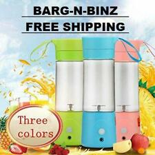 Portable 380ml Electric Juice Blender Safety Juicer Cup ((FREE SHIPPING))