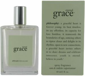 Philosophy Eternal Grace Fragrance (new, sealed) - Eau de Toilette 60ml/2 fl. oz