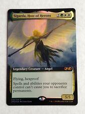 Sigarda, Host of Herons - Box Topper - Ultimate Masters - NM MTG Magic Foil