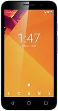 Vodafone Smart Turbo 7 Dark Grey 5mp Camera 4g Android Smartphone 8gb Memory UK