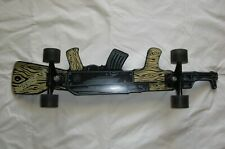 Santa Cruz Jason Jessee Ak-47 Skateboard Deck Complete Used Rare!