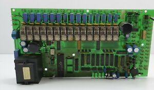 Declerck 209/00440/00 IPSO Micro_20/F VIC-1 94V-0 Washer Microprocessor Computer