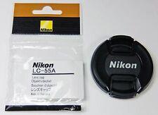 NIKON bouchon objectif LC-55A (le vrai) 55mm