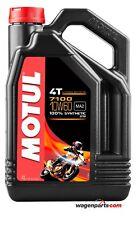Aceite Motos 4T Motul 7100 10W60, 4 litros