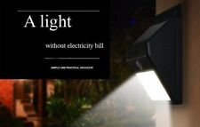 High Brightness Cordless Solar Powered Motion Activated Sensor 20 LED Light Lamp
