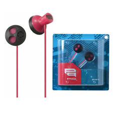 Sony MDR-PQ5-P Stereo Earbud Headphones MDRPQ5 Pink