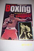 1971 WORLD BOXING MUHAMMAD ALI Why JOE FRAZIER Was NOT Ali's Toughest Fight