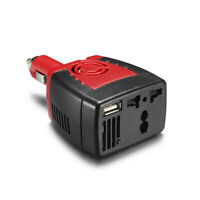 150W Power Inverter Car Adapter DC12V- AC240V Converter USB 2.1A Fast Charger AU