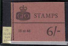 GB 1968 April 6/- Booklet - complete - MNH - QP35