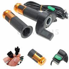 Electric Scooter Throttle LED Digit Meter 36V-48V For EBike Li Battery LiFePO4