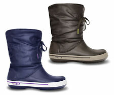 Flat (less than 0.5') Slip On Snow, Winter Boots for Women
