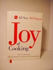 The Joy of Cooking Irma S Rombauer Ethan Becker Marion Rombauer Becker Cookbook