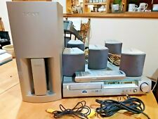 Sony HCD-S300 5.1 Home theatre Digital Amplifier CD/DVD and subwoofer