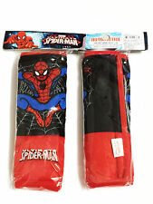 Spiderman Spider-Man Avengers Car Accessory 2 pcs Seat Belt Shoulder Pad Covers