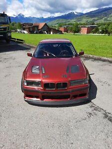 BMW E36 Turbo Driftfahrzeug